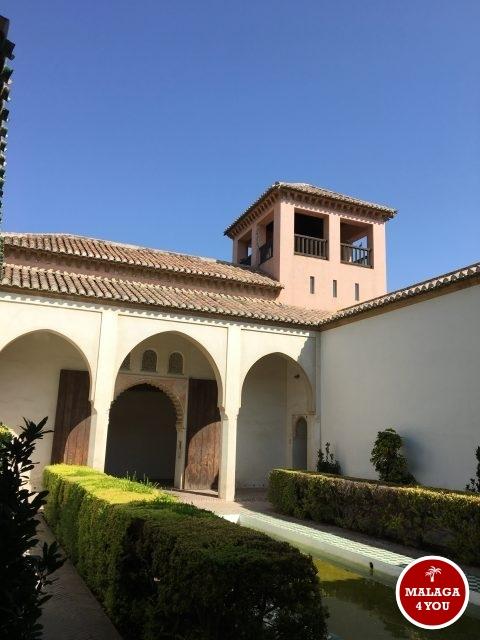 top 10 malaga alcazaba