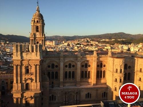 top 10 Malaga kathedraal