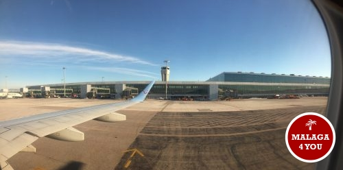 luchthaven Malaga TUIfly