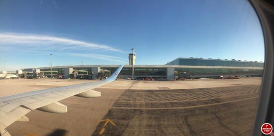 Malaga airport TUIfly