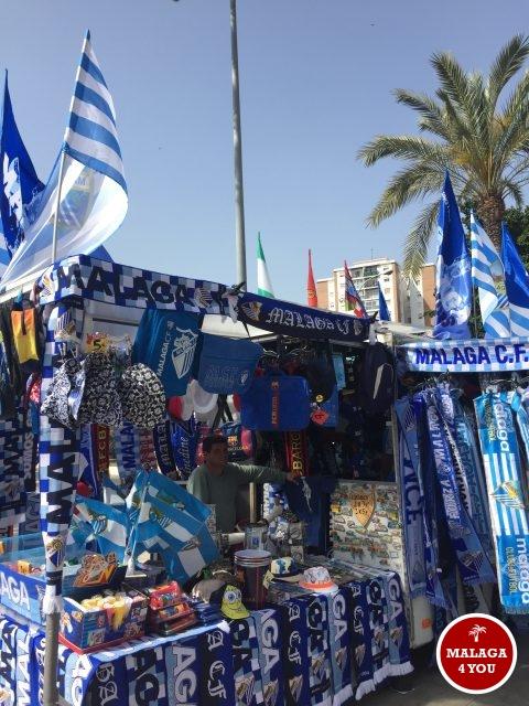 cf malaga voetbal