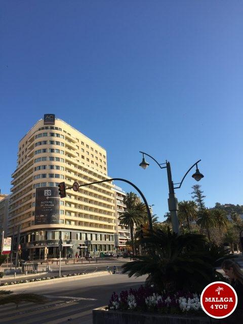 AC Mariott zicht hotel