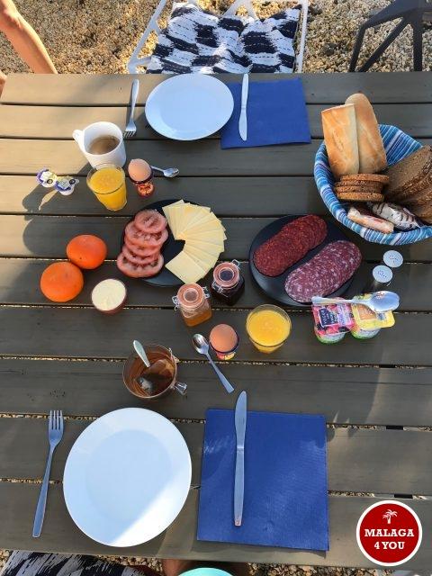 sol y monte ontbijt