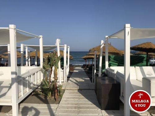 Los Alamos beach clubs hotspots