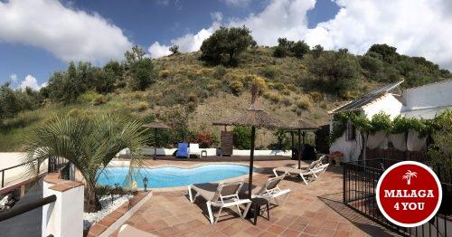 casa paz y más pool view