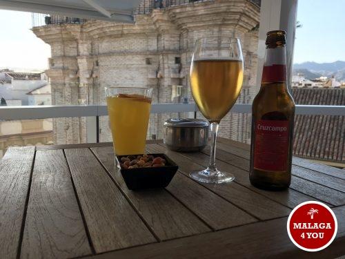 terraza de San Juan drinks