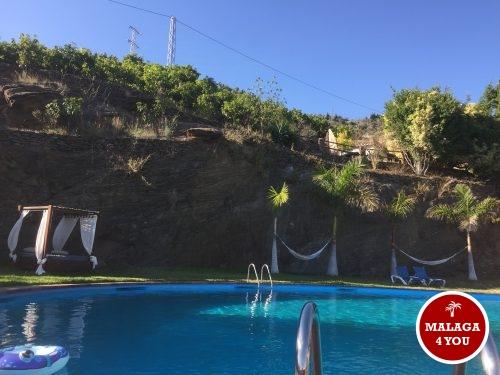 casa del burro zwembad