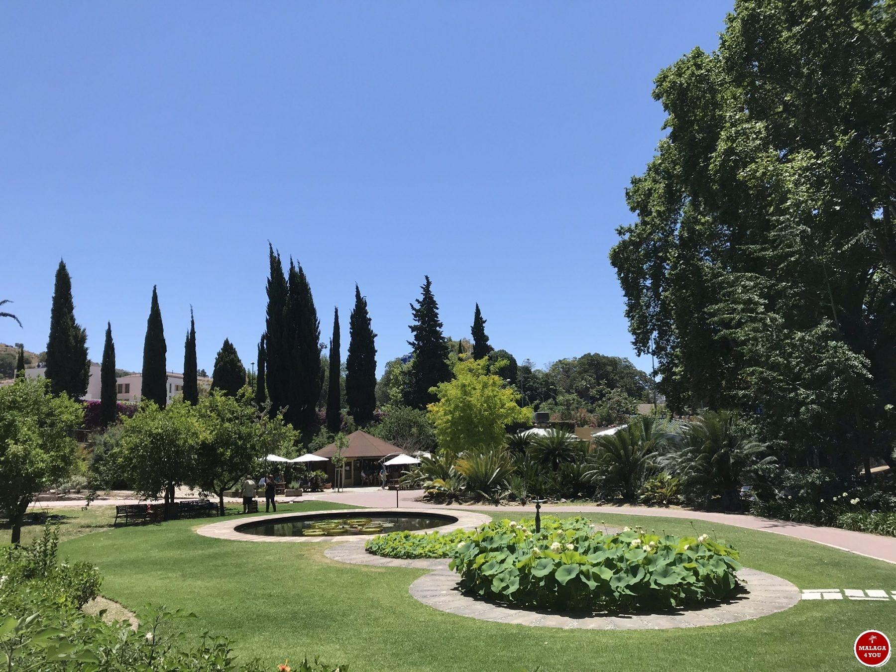 Jardin Botanico Historico La Concepcion Malaga4you