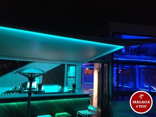 batik rooftop bar led verlichting