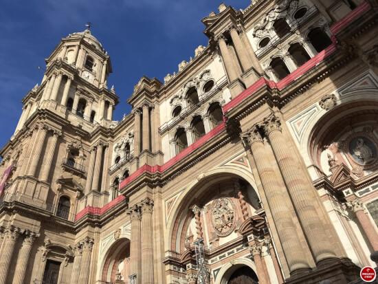 1 dag in Malaga - kathedraal la manquita