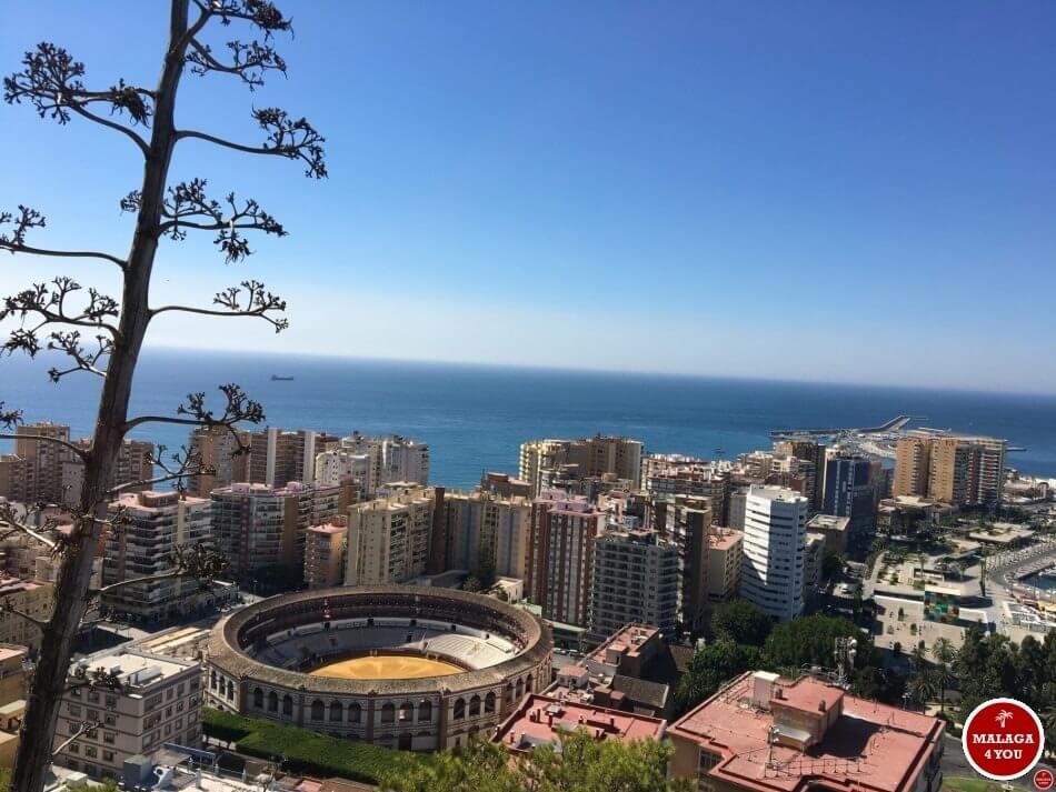 1 dag in Malaga - mirador