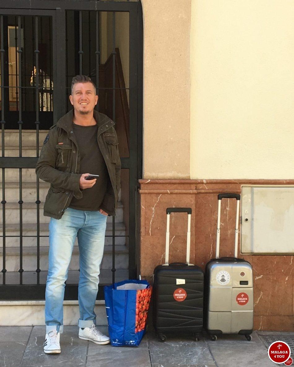 Malaga feeling ingang