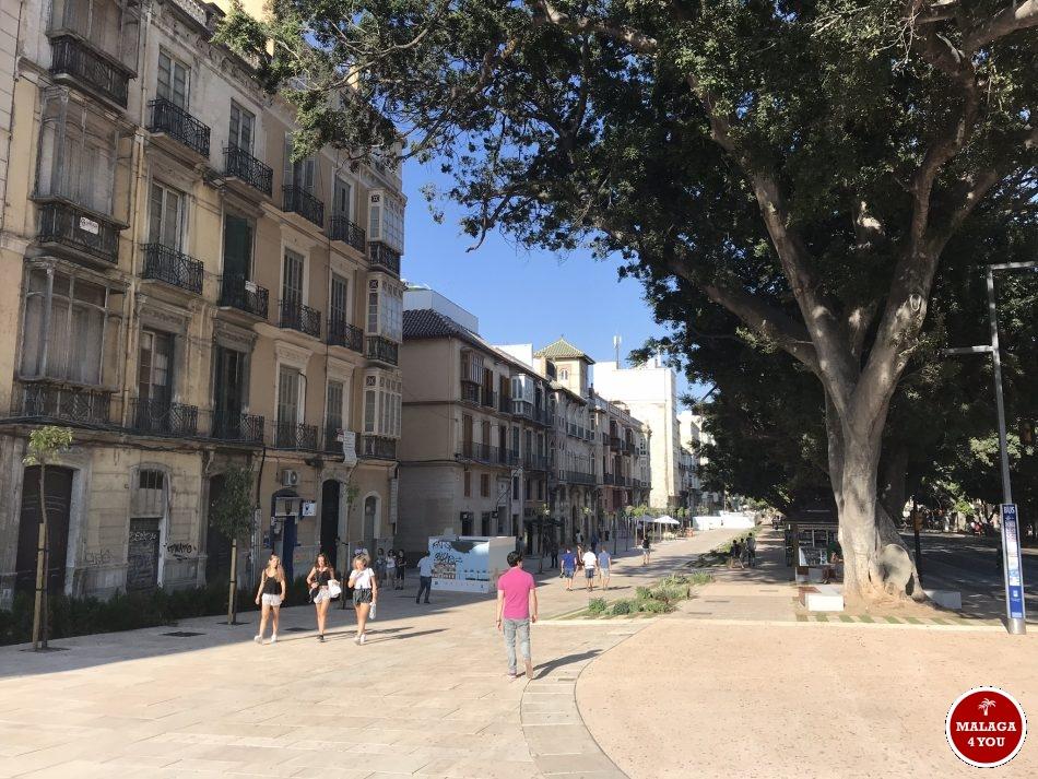 Alameda Principal promenade