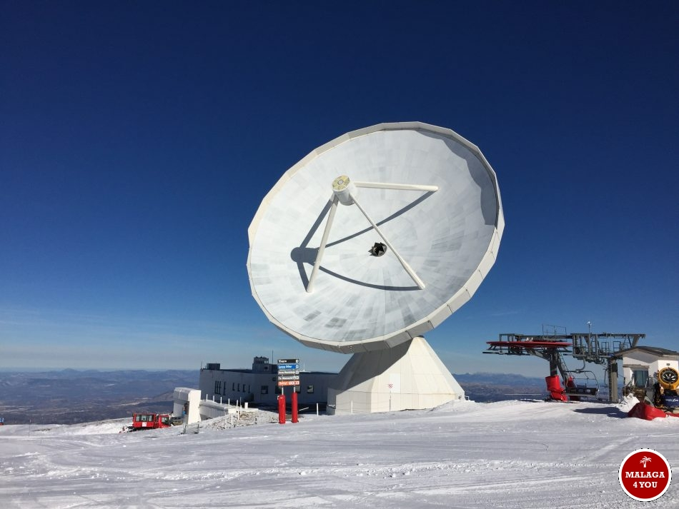 sierra nevada antenne