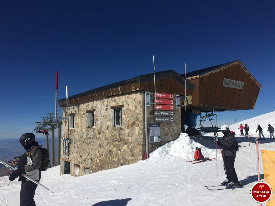 sierra nevada skilift