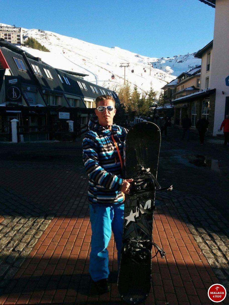 sierra nevada snowboard