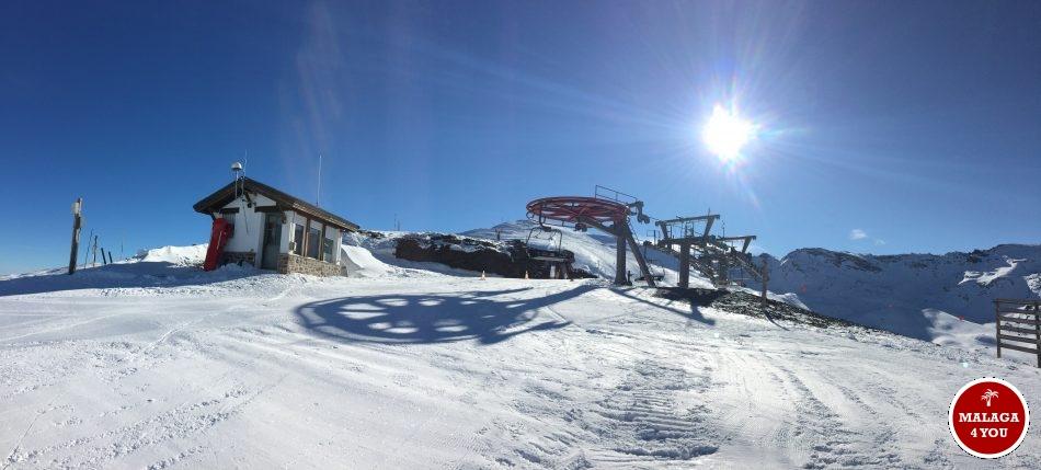 sierra nevada skien