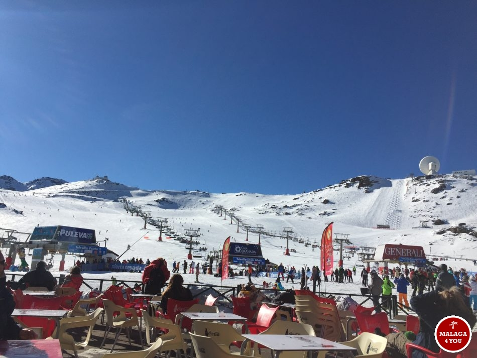sierra nevada apres ski