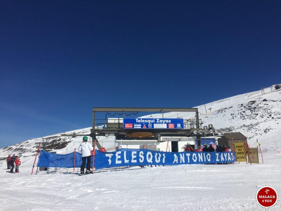 sierra nevada skilift antonio zayas