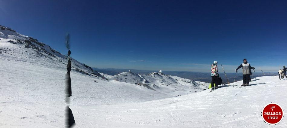 sierra nevada hoogste bergtop