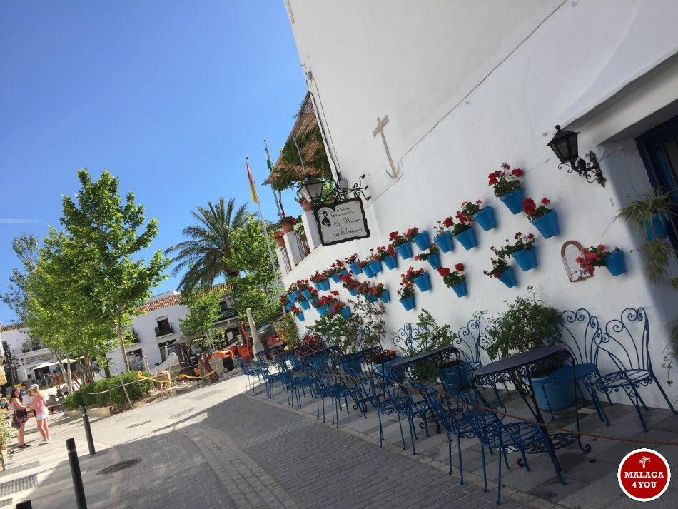 Mijas bekendste witte dorp van provincie Málaga