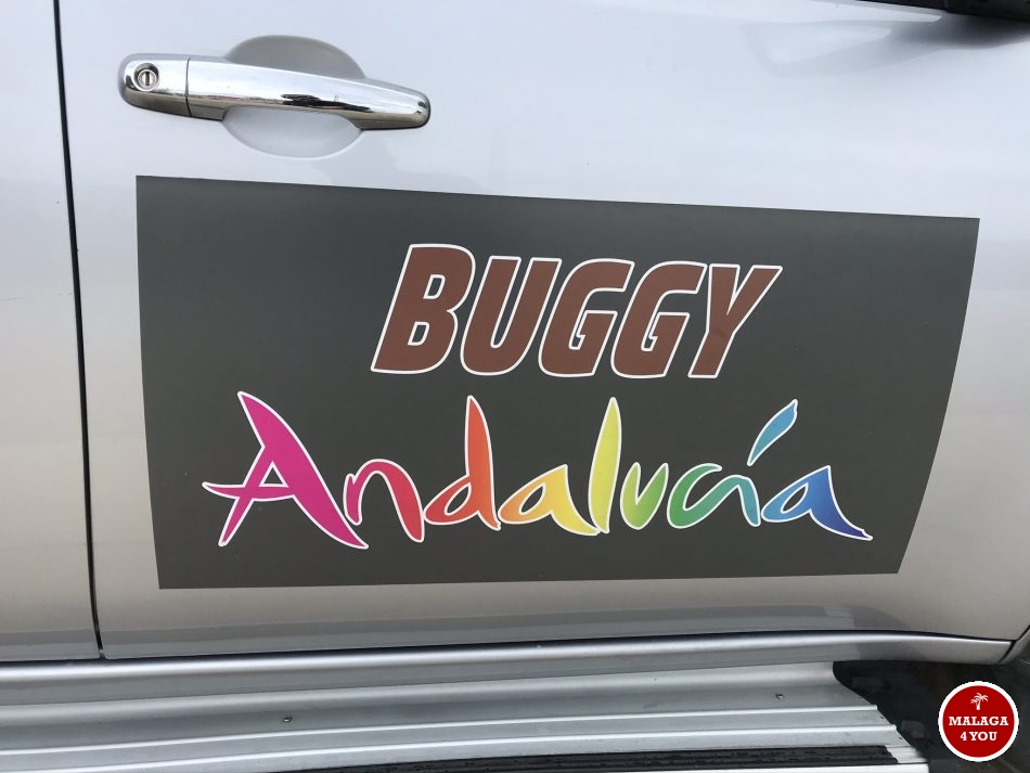 Buggy Andalucia reclame