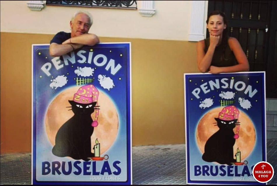 pension bruselas dirk de witte lara
