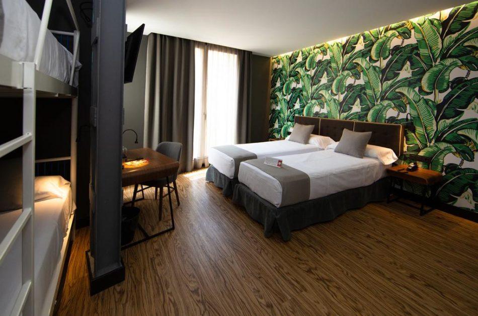 Hotel Malaga Premium