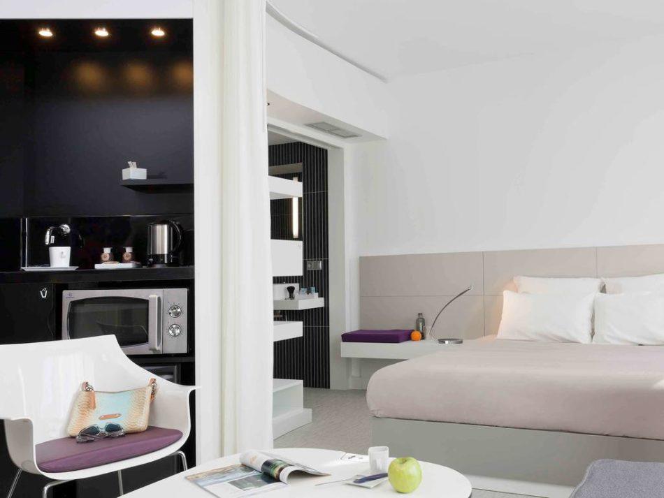 Hotels Malaga centrum Suites Novotel Malaga Centro