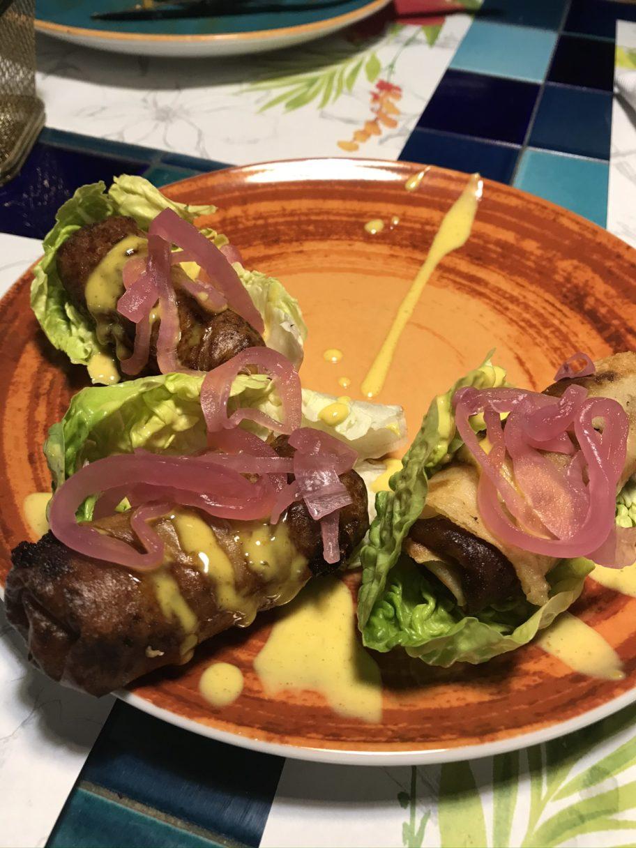 restaurant Yubá tapas eten