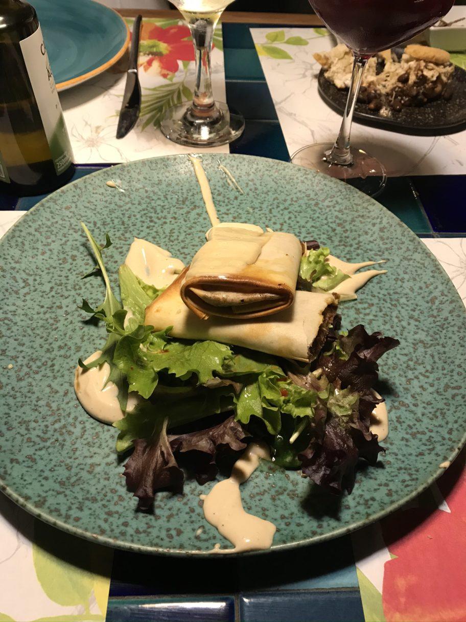 restaurant Yubá keuken