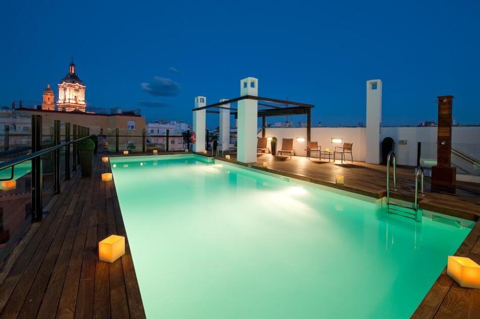 Hotels Malaga centrum Vincci Selección Posada del Patio