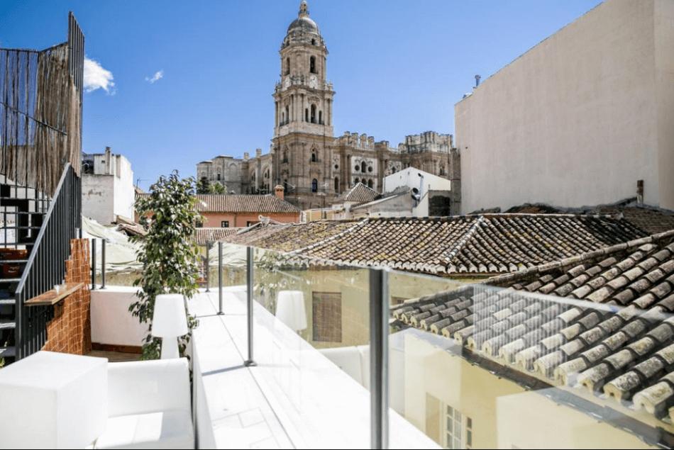 goedkope hostels Malaga Chinitas Urban Hostel