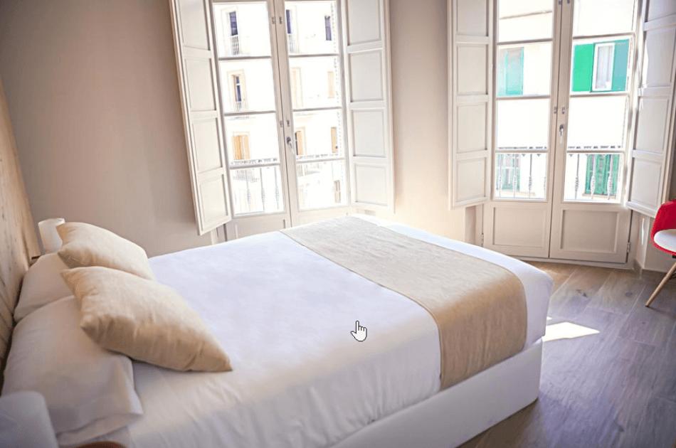 goedkope hostels Malaga Alcazaba premium