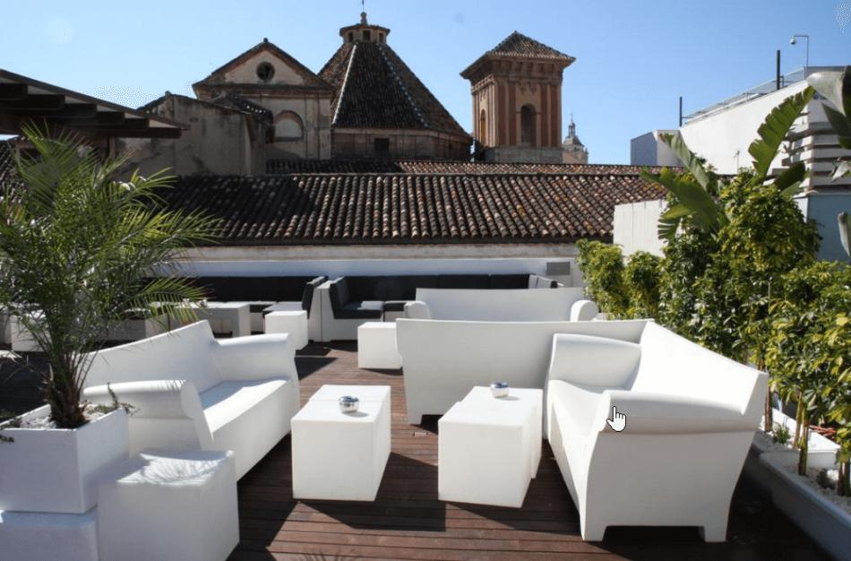 goedkope hostels Malaga Oasis backpackers