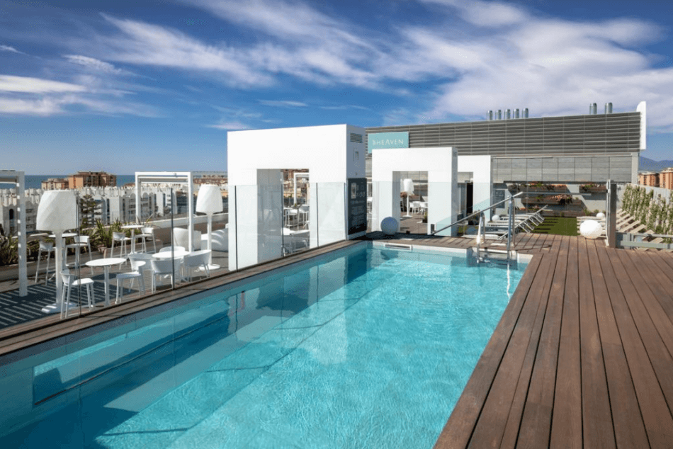 Hotels Malaga centrum Barcelo