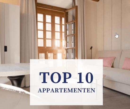 Malaga appartementen top 10