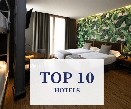 Malaga hotels top 10